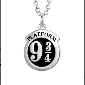 NWT Harry Potter Platform 9 3/4